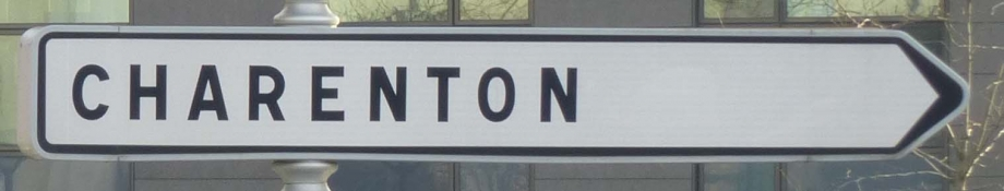 panneau charenton