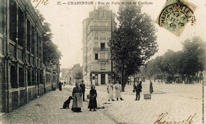 charenton place aristide briand